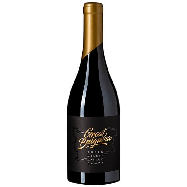 бутиково вино Great Bulgaria